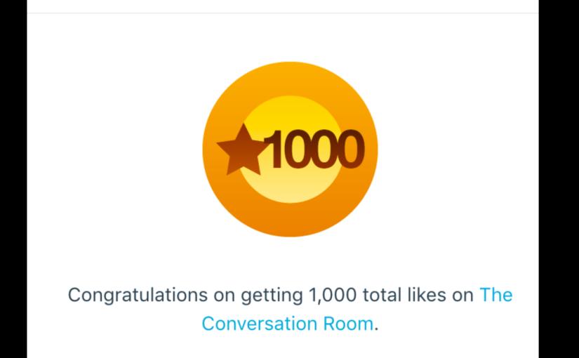 Appreciating Milestones And Saying ThankYou.