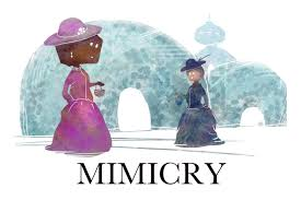 mimicry colonialism