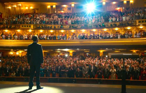 How To Be A World Class PublicSpeaker