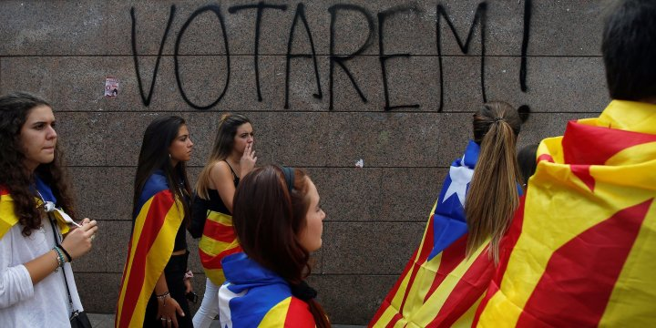 catalan referendum 1